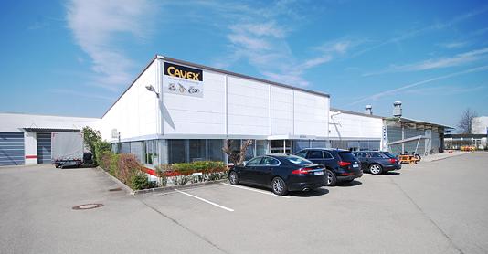CAVEX® Company Building